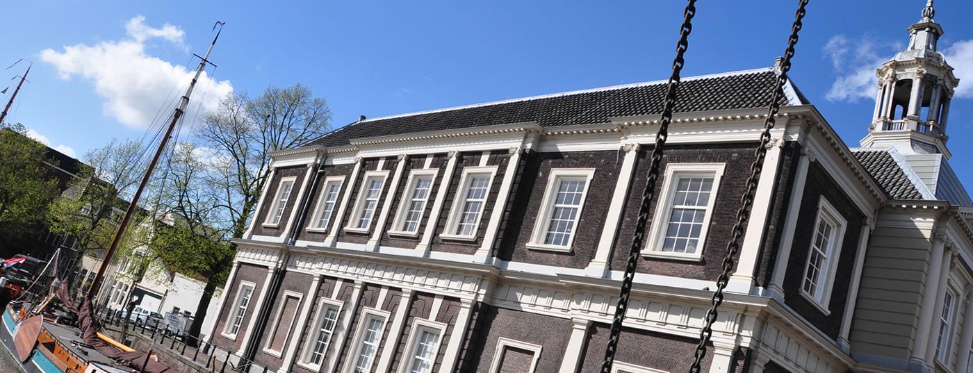 Op 10 minuten wandelen van het historisch centrum van Schiedam.